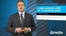 I dati esterni al business plan: perchè e quali