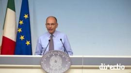 Consiglio dei Ministri n. 39 - Il Presidente Letta introduce il nuovo ISEE