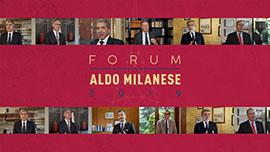 Forum Aldo Milanese 2019