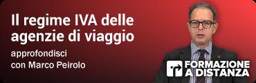 Il regime IVA delle agenzie di viaggio