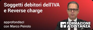 Soggetti debitori dell'IVA e Reverse charge