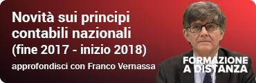 Novita' sui principi contabili nazionali (fine 2017 - inizio 2018)
