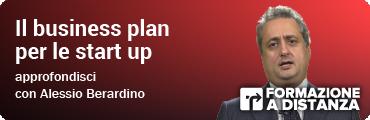 Il Business plan per le start up