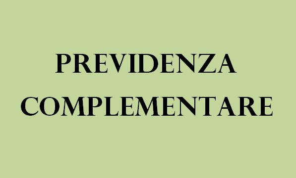 Previdenza complementare: comunicazione contributi non dedotti